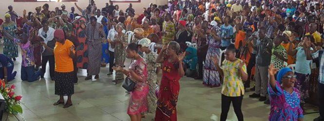 OSB Restauration 2019 : plus de 5000 auditeurs à la mission Ephrata